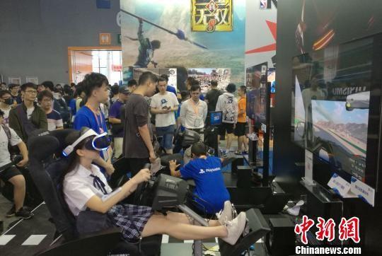 最长国庆假期羊城漫迷迎来史上最大规模动漫游戏展