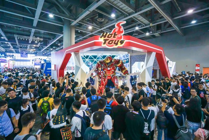 【2018】CICF EXPO 2018 广州动漫游戏盛典